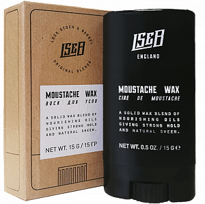 Воск для усов / Lock Stock & Barrel Moustache Wax, 15 г