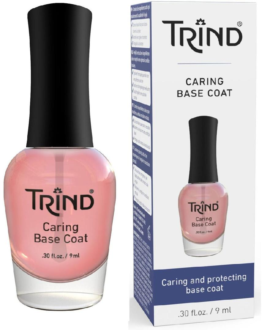 Trind Caring Base Coat базовое покрытие 9 мл
